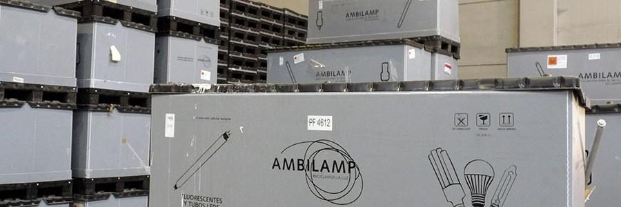 AMBILAMP recogerá los residuos de lámparas y luminarias de los habitantes de Numancia de la Sagra (Toledo)