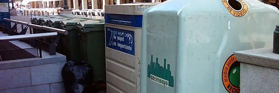 Nueva campaña para fomentar el reciclaje de vidrio entre los hosteleros de Segovia