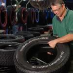 Aprovecharán residuos de la combustión de biomasa para fabricar neumáticos