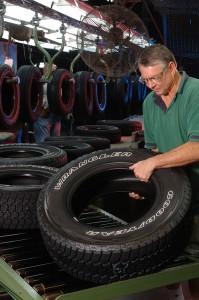 Neumáticos más ecológicos gracias al aprovechamiento de las cenizas de combustión de biomasa