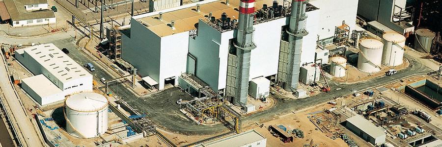 Proyecto para capturar el CO2 emitido por las centrales térmicas y aprovecharlo como biocida