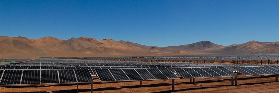 Ingeteam se consolida en el mercado chileno al superar 120 MW de potencia fotovoltaica