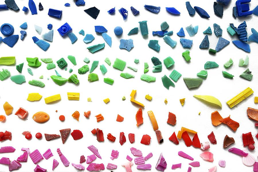 Existen cinco grandes acumulaciones de residuos plásticos en el océano abierto