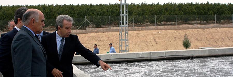 Todos los municipios de Murcia pueden reutilizar ya sus aguas residuales