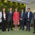 La Reina Doña Sofía preside la primera reunión del proyecto 'La Música del Reciclaje'