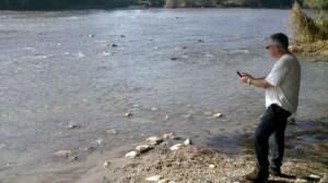 Riu.net permite analizar el estado ecológico de los ríos