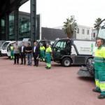 Sabadell renueva su flota de vehículos de recogida de residuos y limpieza viaria