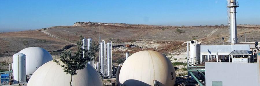 Madrid inyectará el biometano generado a partir de residuos en la red de gas natural