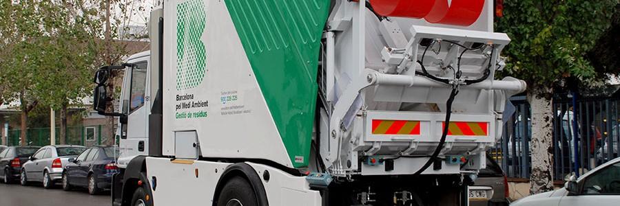 El camión eléctrico para la recogida de basuras de FCC recibe un premio a la sostenibilidad