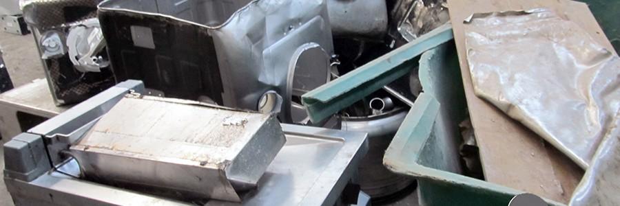 Diez imputados por la gestión ilegal de residuos peligrosos en chatarrerías del País Vasco