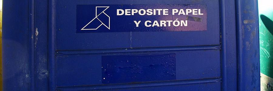 España, referente europeo en la recuperación de papel y cartón
