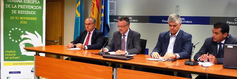 Campaña solidaria de recogida de residuos electrónicos en Asturias