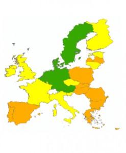 España, e la cola de Europa en gestión de residuos