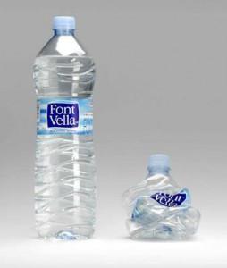 Proyecto de Aguas Font Vella y Lanjarón para mejorar el reciclaje de envases
