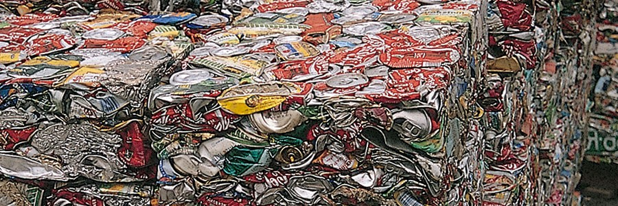 Casi nueve de cada diez latas de bebidas se reciclan en España