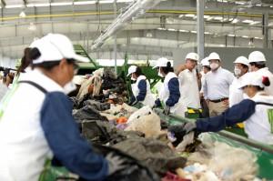 Nueva planta de reciclaje y valorización de residuos en Mérida (México)