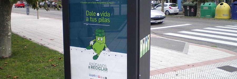 Asturias acoge una experiencia piloto de recogida de residuos en minipuntos limpios