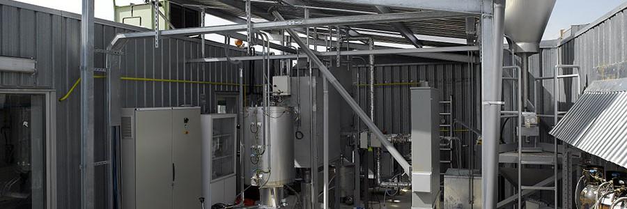 Una valorización de residuos más eficiente gracias a la pirólisis 'flash'