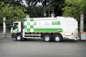 la UTE Cespa-Urbaser se adjudica la recogida de residuos en la periferia de Madrid