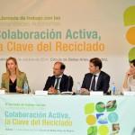 Medio Ambiente llama a la colaboración activa de todos los agentes involucrados en materia de reciclado