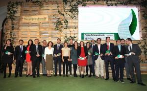 El MAGRAMA premia las mejores iniciativas de negocios sostenibles
