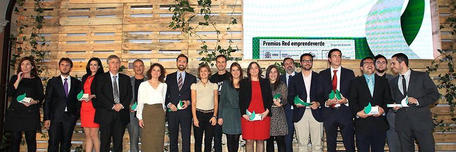 El Ministerio de Medio Ambiente premia las mejores iniciativas de negocio sostenible