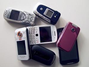 Solo el 5% de los móviles en desuso se reciclan