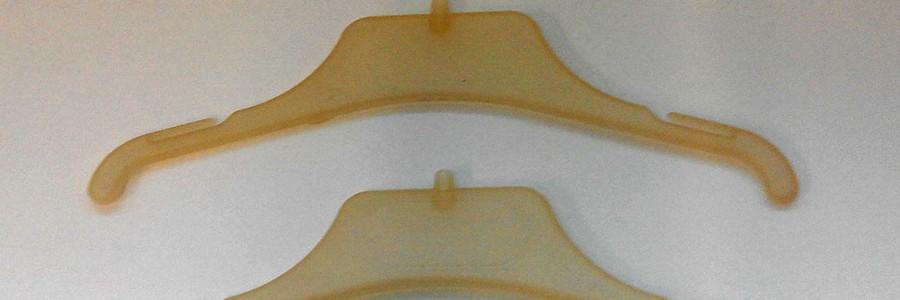 Nuevos bioplásticos con los que fabricar perchas, envases o menaje