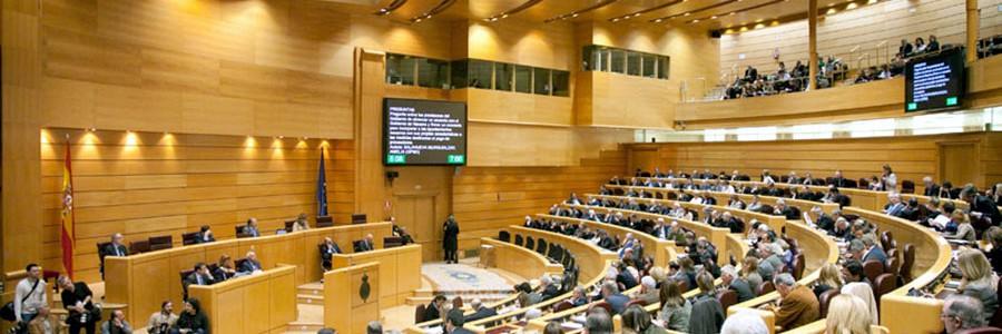 El Senado aprueba la creación de una Ponencia de Estudio sobre la gestión de residuos