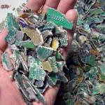 La tecnología de clasificación por sensores para el tratamiento de RAEE acerca los objetivos europeos de reciclaje