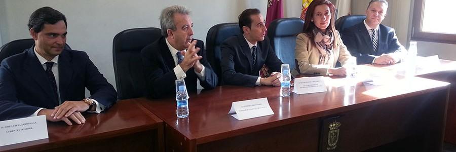 Las mejoras en la planta de tratamiento de Ulea (Murcia) permitirán reducir un 20% el envío de residuos a vertedero