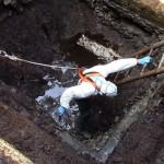 Desmantelada una trama de almacenamiento y vertido de residuos peligrosos en Murcia