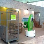 AMBILAMP llevó el reciclaje de lámparas a CONAMA 2014