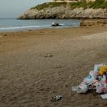 Análisis de la composición de la bolsa de basura tipo en Cataluña