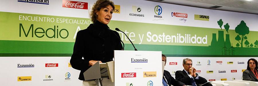 """García Tejerina: """"Los países y las empresas que antes y mejor integren los factores ambientales serán los más competitivos"""""""