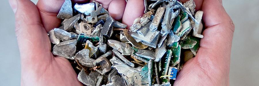 Tecnología para la sostenibilidad en la recuperación de metales