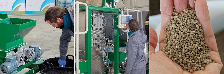 WAVALUE: un nuevo proceso para producir fertilizantes comerciales a partir de digestato de plantas de biogás