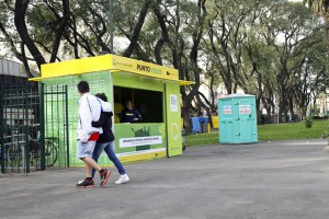 Buenos Aires ha recuperado más de 300.000 kg de residuos reciclables gracias a los Puntos Verdes