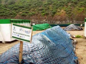 Las Palmas de Gran Canaria produce 2.000 m3 de compost a partir de restos vegetales