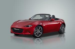Mazda desarrolla un bioplástico apto para piezas exteriores