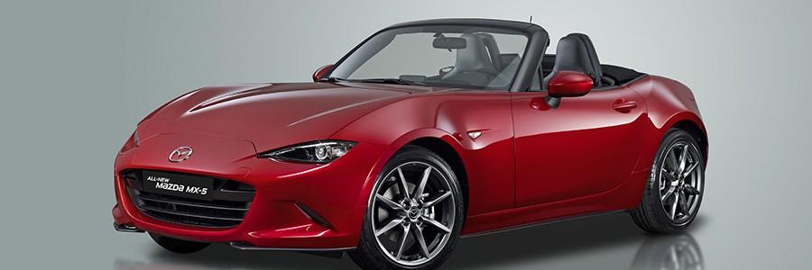 Mazda desarrolla un bioplástico para piezas externas de automóvil