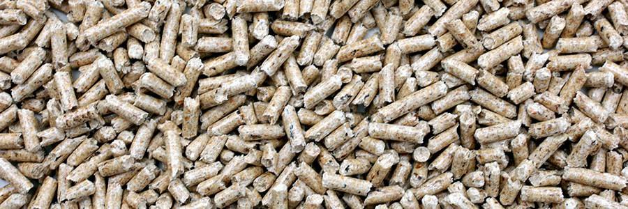 Pellets de biomasa con certificado Galicia Calidade