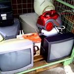 Nuevo Convenio Marco para la recogida de residuos de aparatos eléctricos y electrónicos en Andalucía