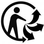 Francia: Nuevo logotipo obligatorio para todos los productos reciclables