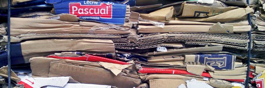 Los fabricantes de papel piden que se prohiba el vertido de residuos reciclables