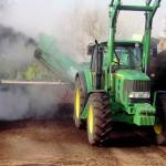 El compostaje de residuos orgánicos emite menos gases de efecto invernadero que su almacenamiento