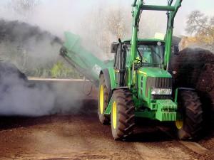 El compostaje de residuos orgánicos emite menos gases de efecto invernadero que el almacenamiento convencional