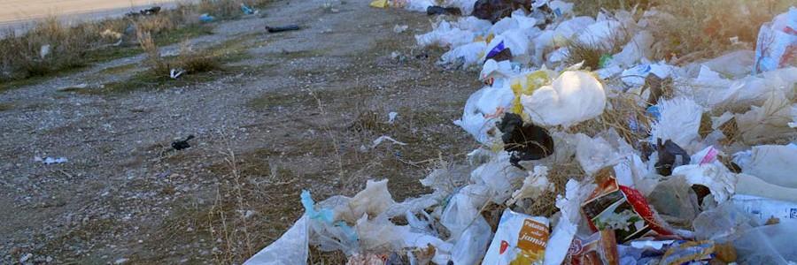 Denuncian ante el Seprona deficiencias en el centro de tratamiento de residuos de Zaragoza