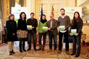 Donostia presenta su estrategia Hiri Berdea 2030