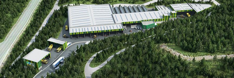 Acuerdo para la financiación de la planta de compostaje de Epele (Gipuzkoa)
